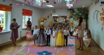 У ратнівських дитсадочках провели випускні свята