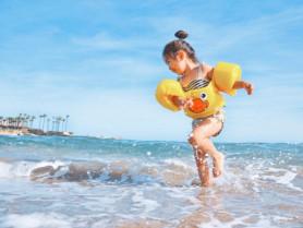 Волинські рятувальники зняли ролик про безпеку дітей під час відпочинку