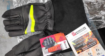 Спеціальний одяг для пожежників