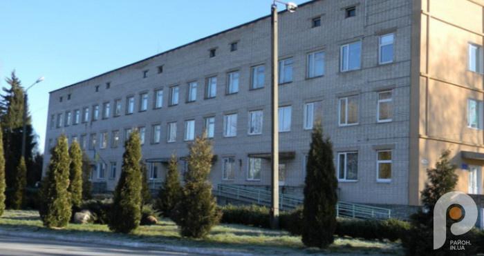 Ратнівська районна лікарня