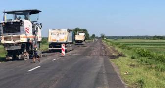 На Ратнівщині розпочали ремонтувати дорогу до Доманового