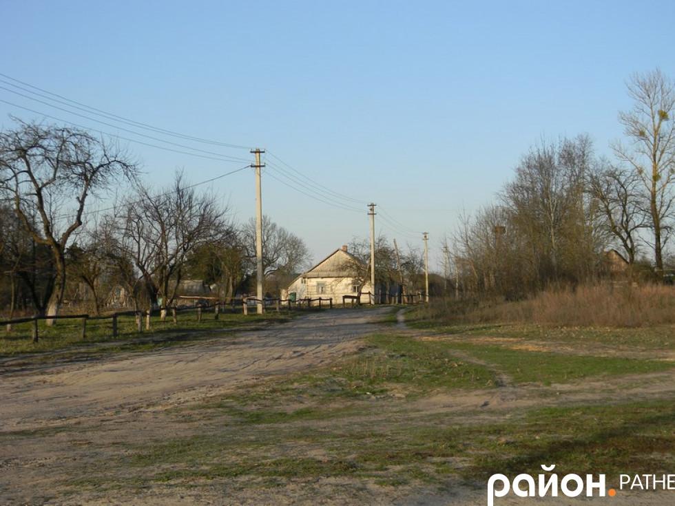 Сілська вуличка