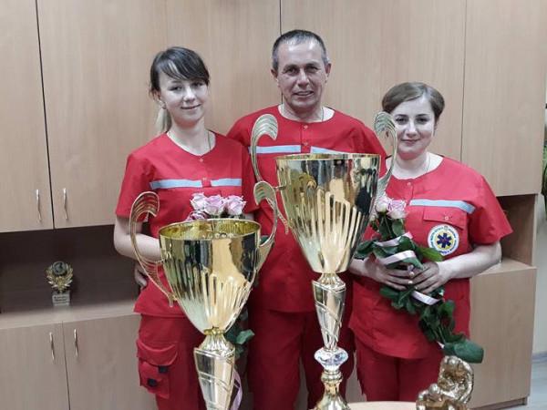 Переможці всеукраїнських змагань