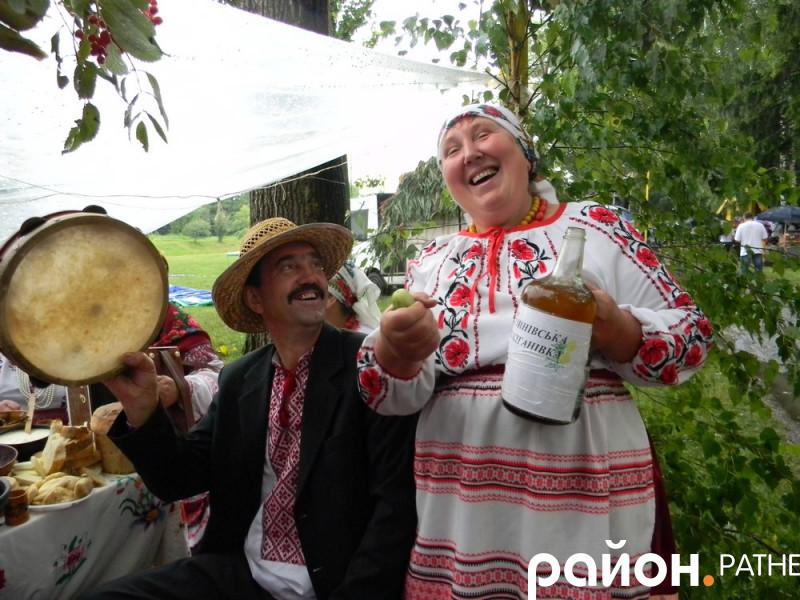 У Ратному святкували День селища