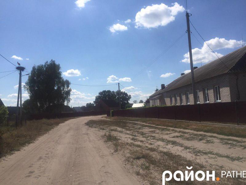 Село Піски-Річицькі