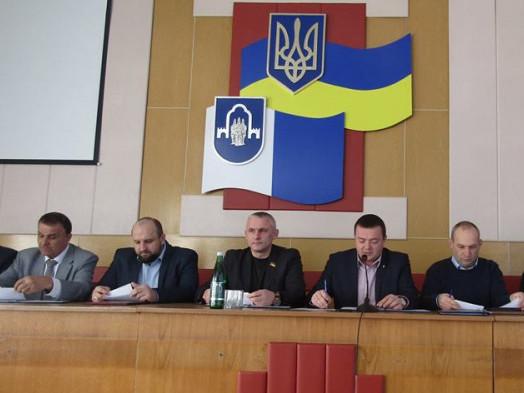 У Ратному відбулося засідання колегії районної державної адміністрації