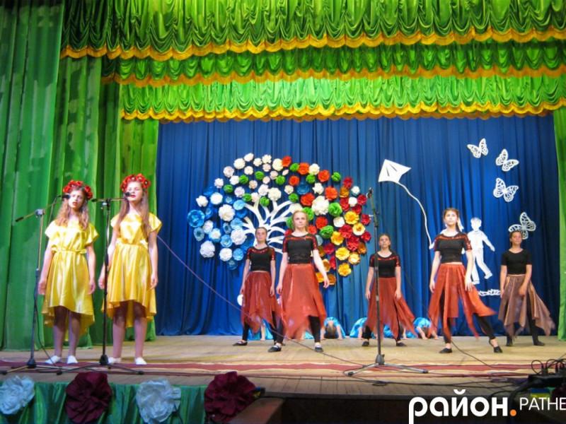 Жителів Ратнівщини запрошують на фестиваль дитячих талантів
