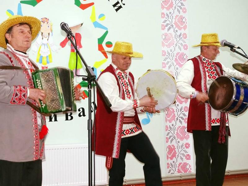 У Залісах відбувся фестиваль українсько-білоруського фольклору