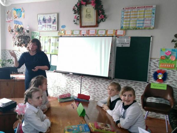 Залухів: вчителі вчилися квестити