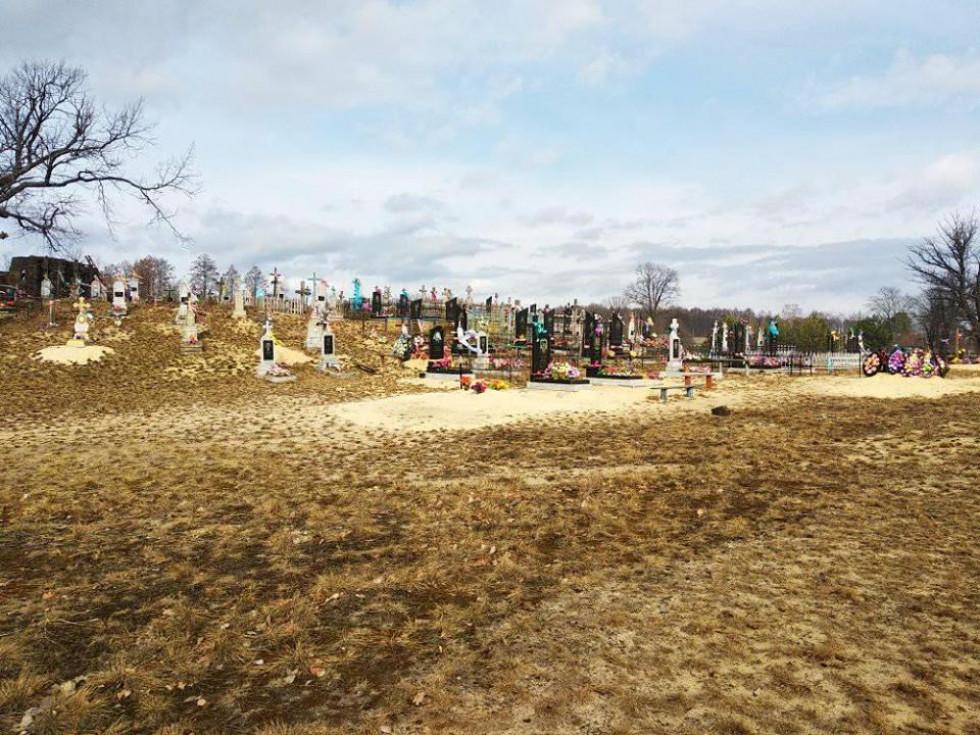 Залухівське кладовище
