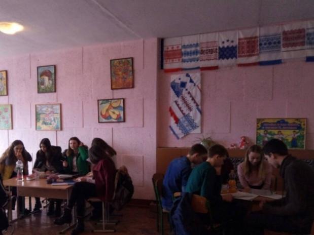 У Ратному визначили переможців районного турніру юних журналістів