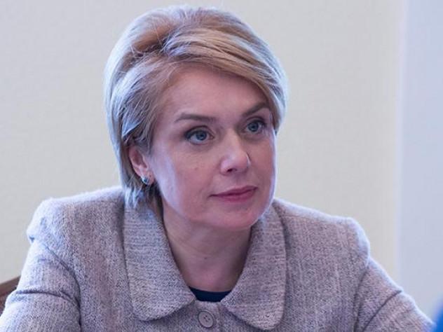 Міністерка освіти й науки України Лілія Гриневич