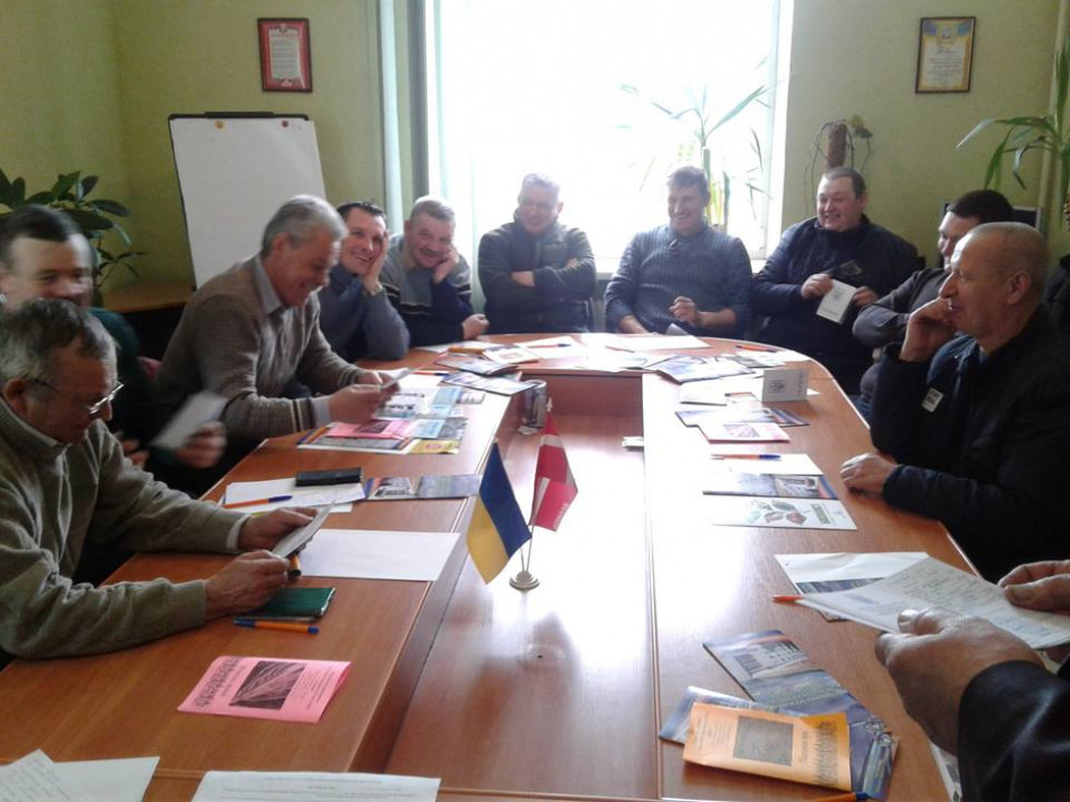 Майбутні працівники «Ратнівського аграрію»