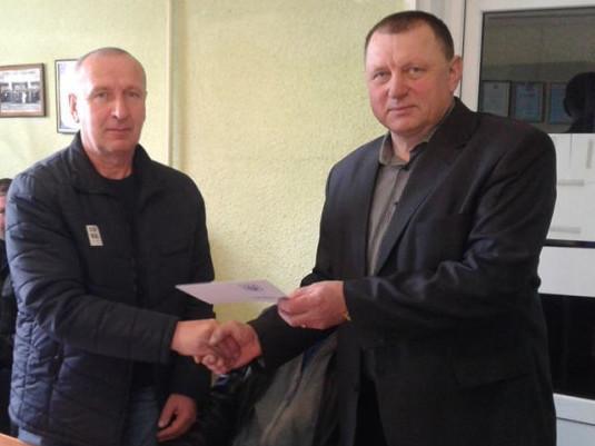 На Ратнівщині підготували працівників для відомої ферми району