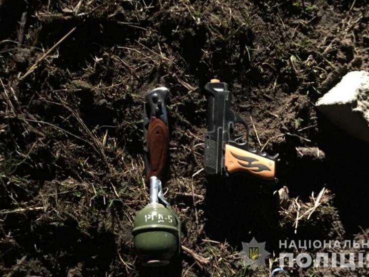 За допомогою іграшкового пістолета житель Ратнівщини пограбував магазин