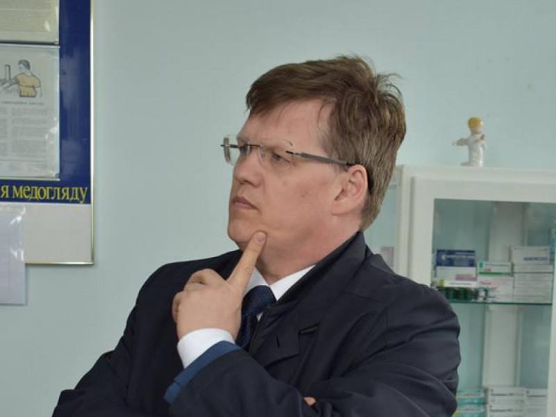 Віце-прем'єр-міністр України Павло Розенко