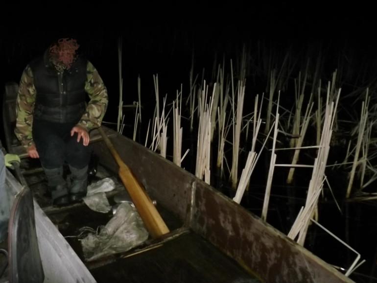 У Заболоті затримали рибного браконьєра