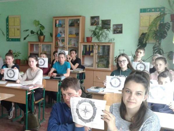 Працівники центру зайнятості допомагали школярам із вибором майбутнього фах