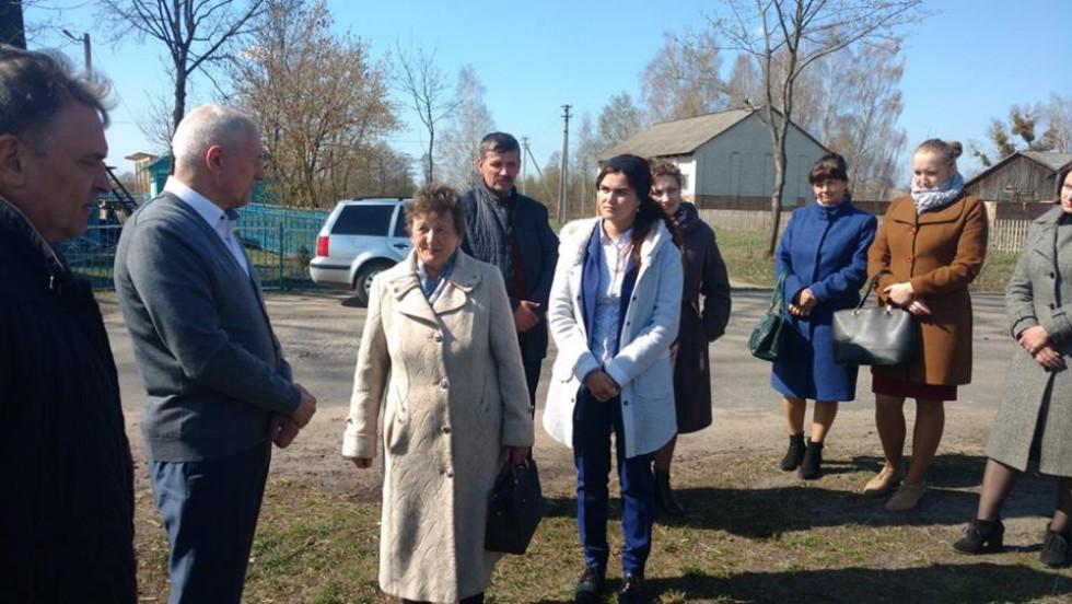 Голова Волинської ОДА спілкується із громадянами