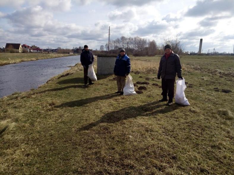 Ратнівчани долучилися до екологічної акції