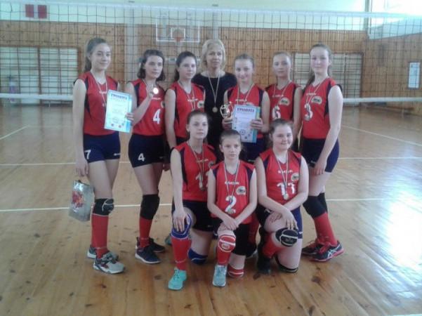 Ратнівська волейбольна команда
