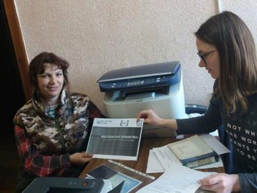 Жителів Ратнівщини активно інформують про права дитини