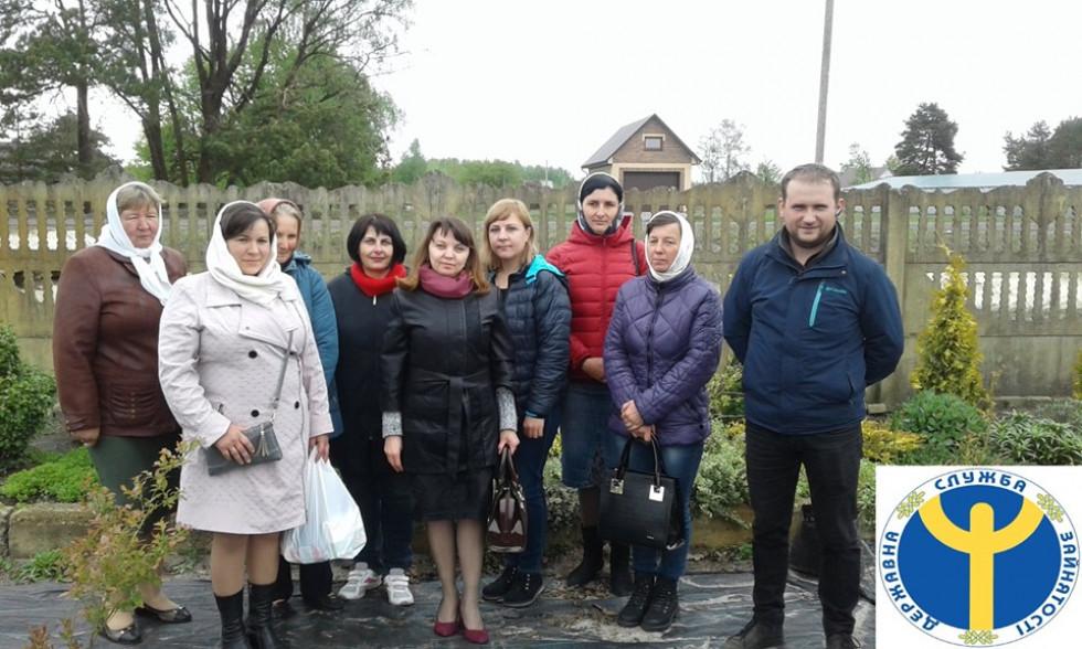 Учасники екскурсії