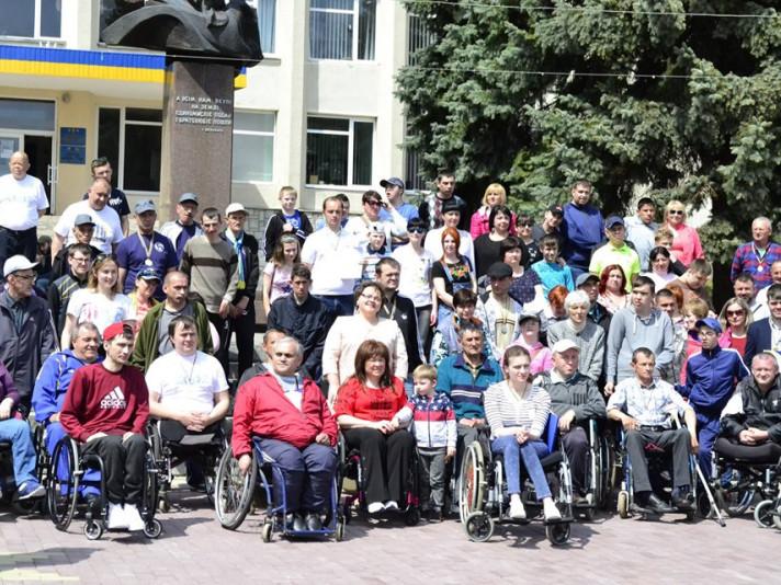 Ратнівчани взяли участь в одинадцятому фізкультурно-оздоровчому фестивалі «Повір у себе»