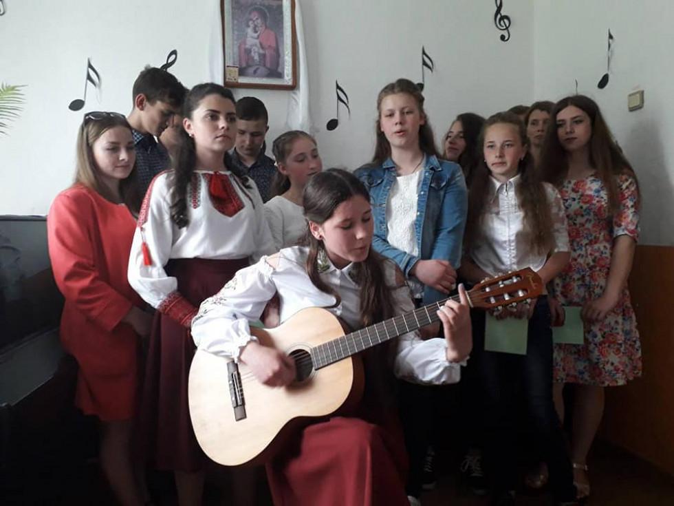 Учні музичної школи