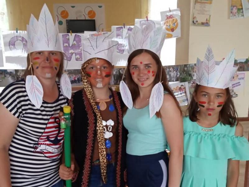 У Бродівській школі проводять День індіанця
