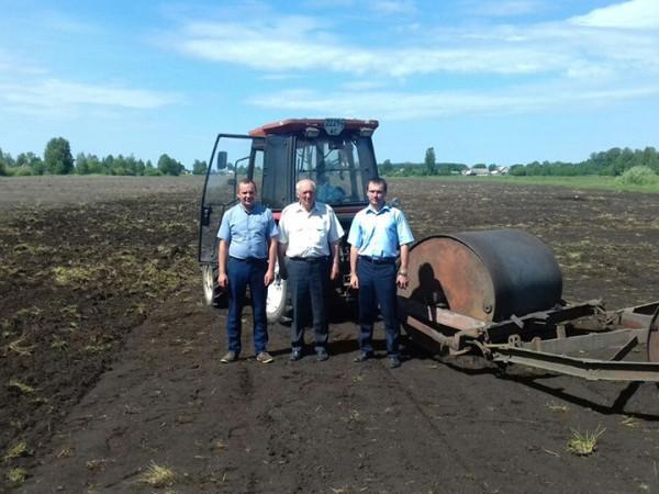 На території села Жиричі заклали 20 гектарів громадських пасовищ