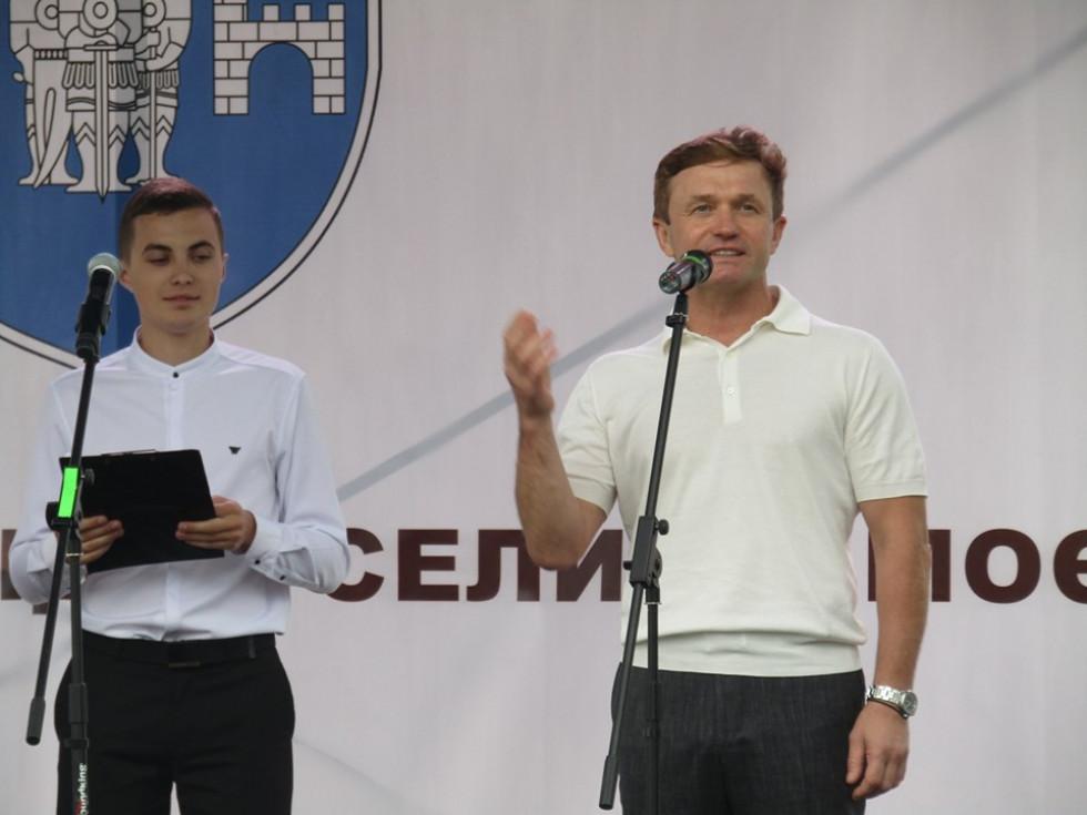 У Заболотті відзначили День селища