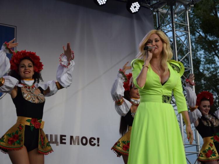 Заболоттівчани святкували День села разом із Катериною Бужинською