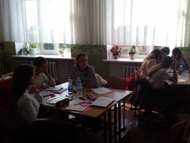 У Ратному відбувся районний турнір юних правознавців