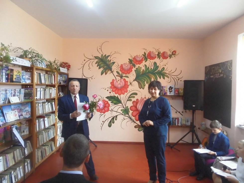 Вітання від Миколи Калачука