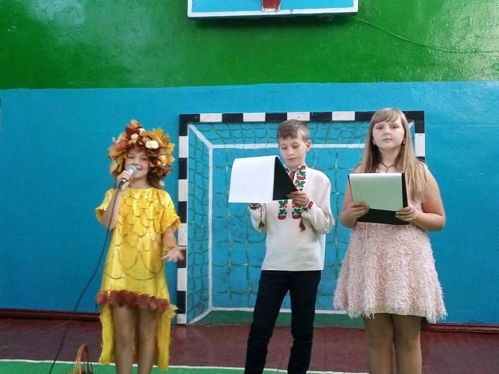 Гірниківські школярі