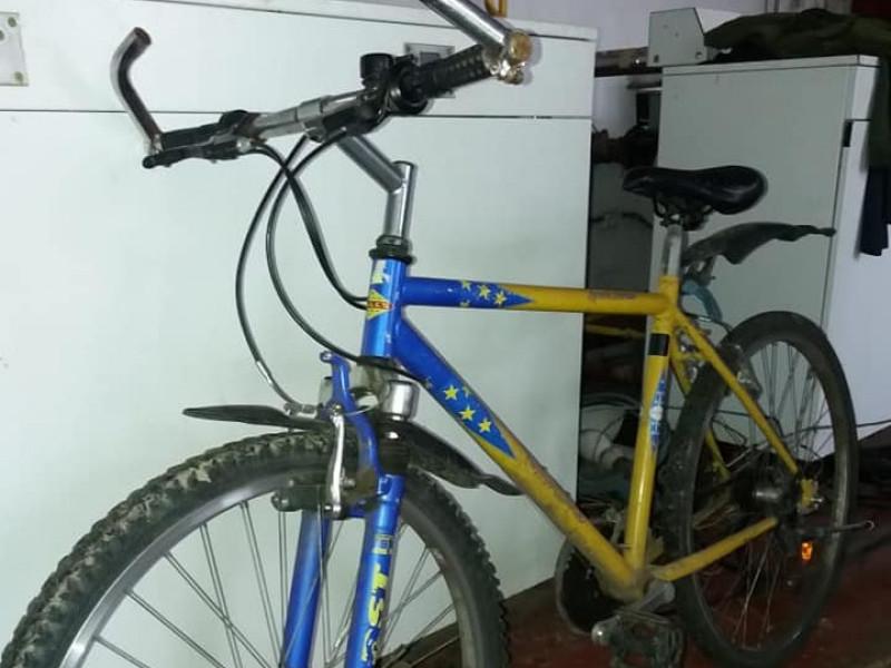 Загублений велосипед