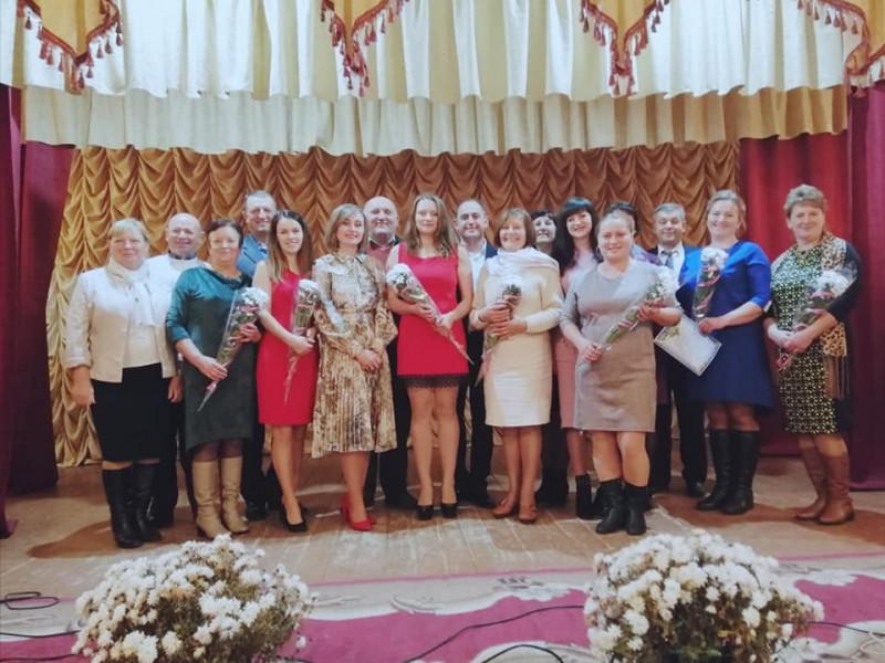 Працівників культури Забродівської громади привітали зі святом