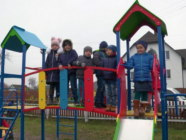 У селі Жиричі розпочали будувати дитячий садок