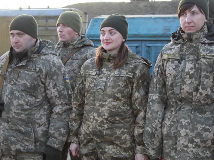Військовослужбовці Ратнівщини