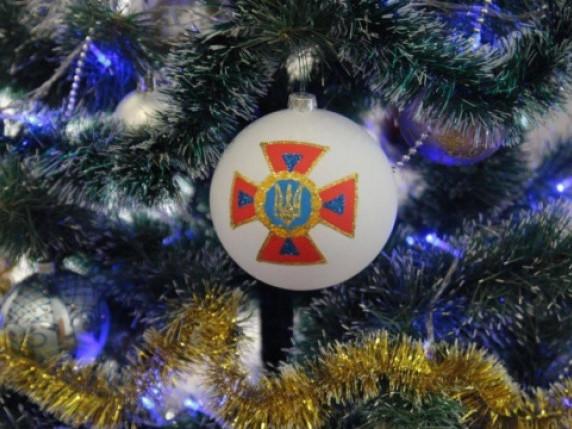 Ратнівчанам нагадали про правила безпеки під час різдвяних свят