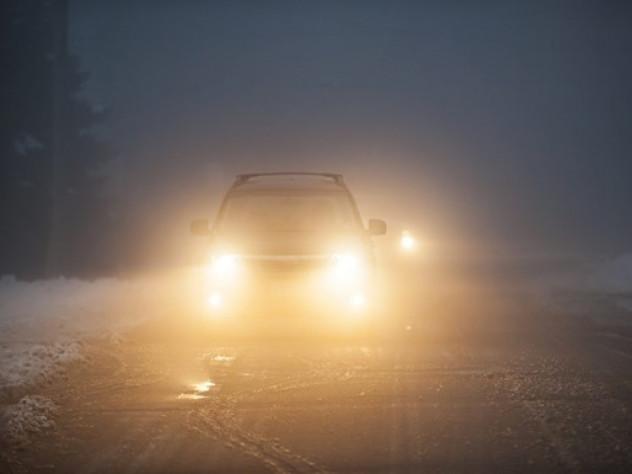 Погана видимість на дорозі / Фото ілюстративне