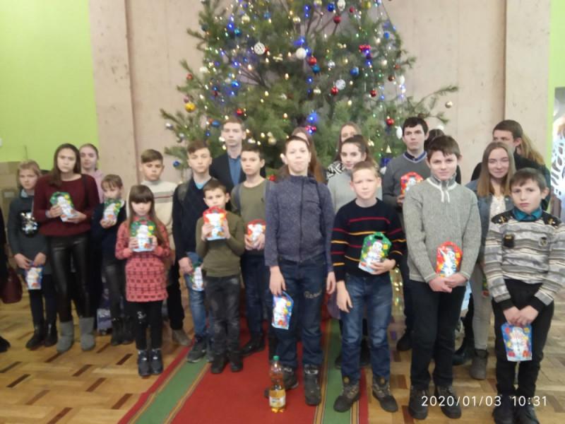 Діти Ратнівського району