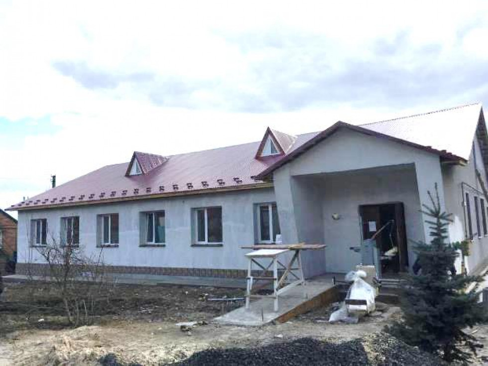 Амбулаторія в Чарукові