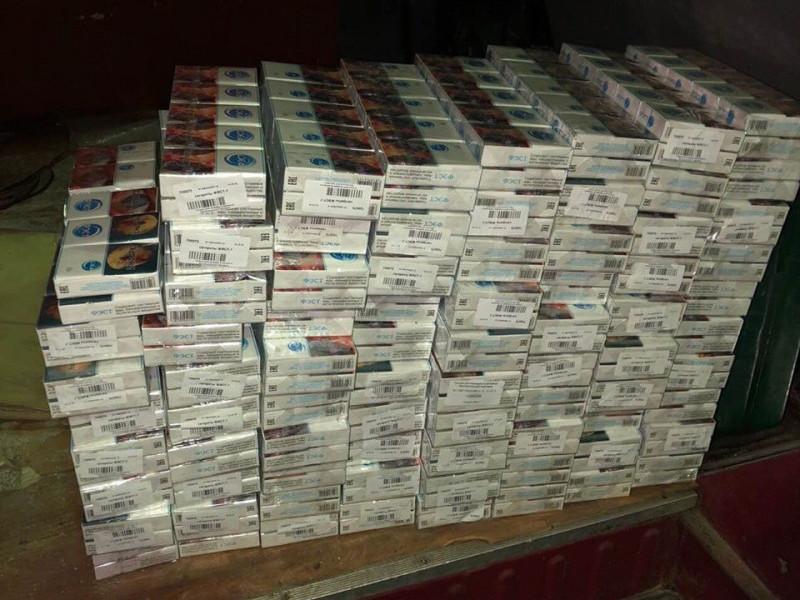 Контрабандні сигарети