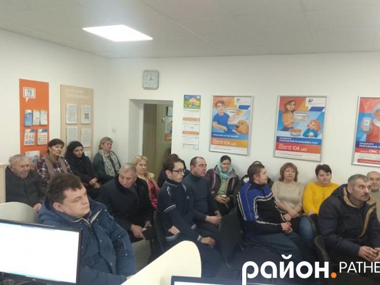 Клієнти АТ «Волиньгаз»