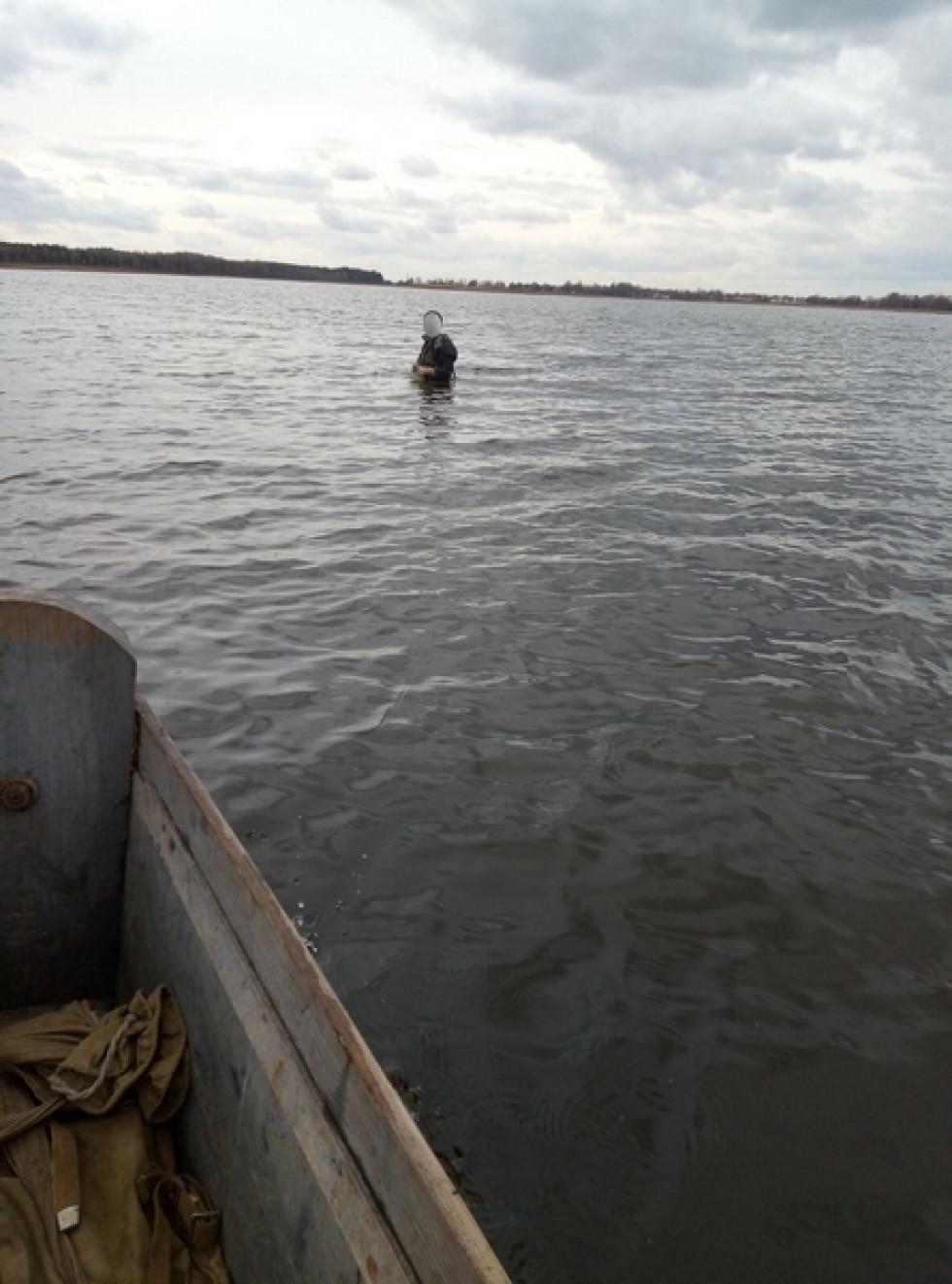 Порушник рибальства