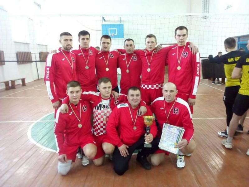 Команда переможців