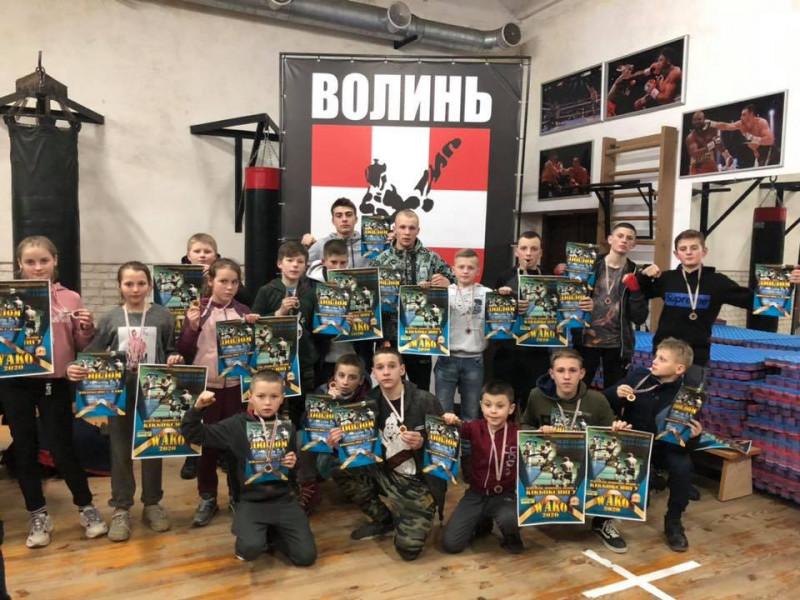 Юні спортсмени Ратнівщини