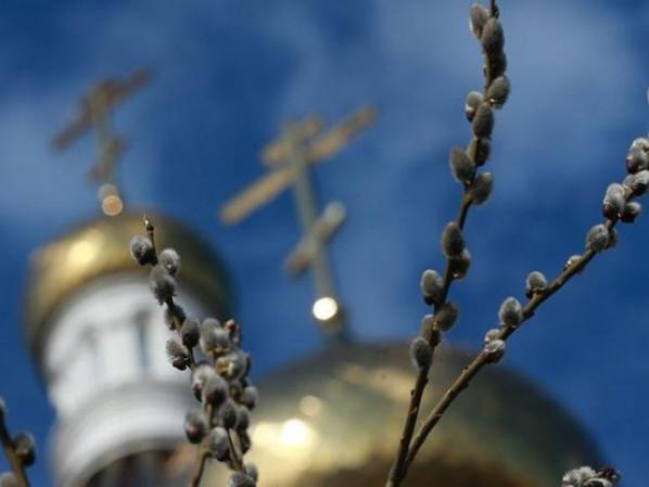 В області вирішують, як святкувати Пасху та Вербну неділю